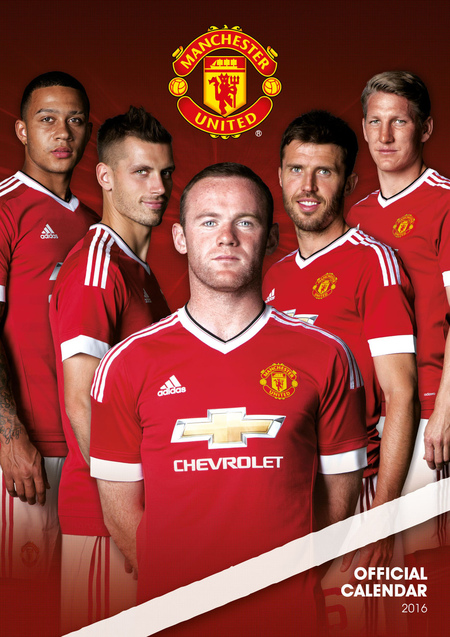 Manchester United Fc Calendars 2021 On Ukposters Abposters Com