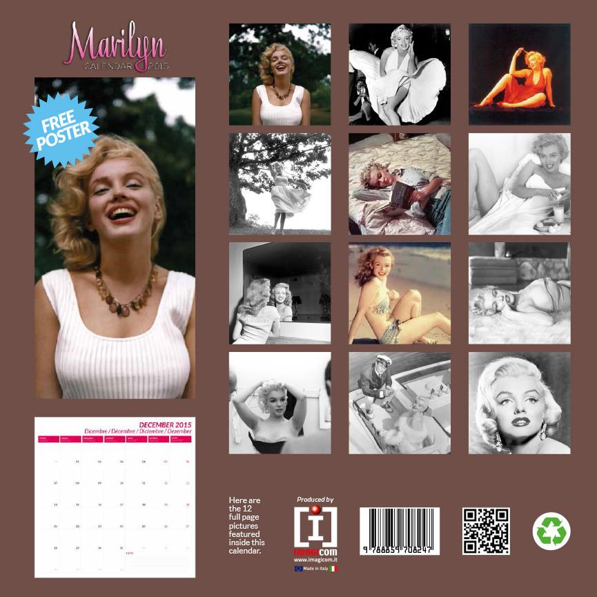 marilyn monroe naptár Marylin Monroe   Calendars 2018 on EuroPosters marilyn monroe naptár