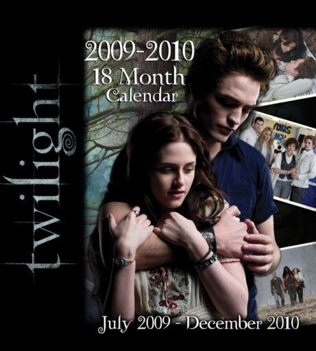 twilight naptár Official Calendar 2010 Twilight   Calendars 2019 on UKposters  twilight naptár