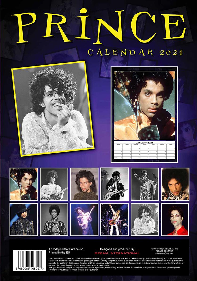 Prince 2021