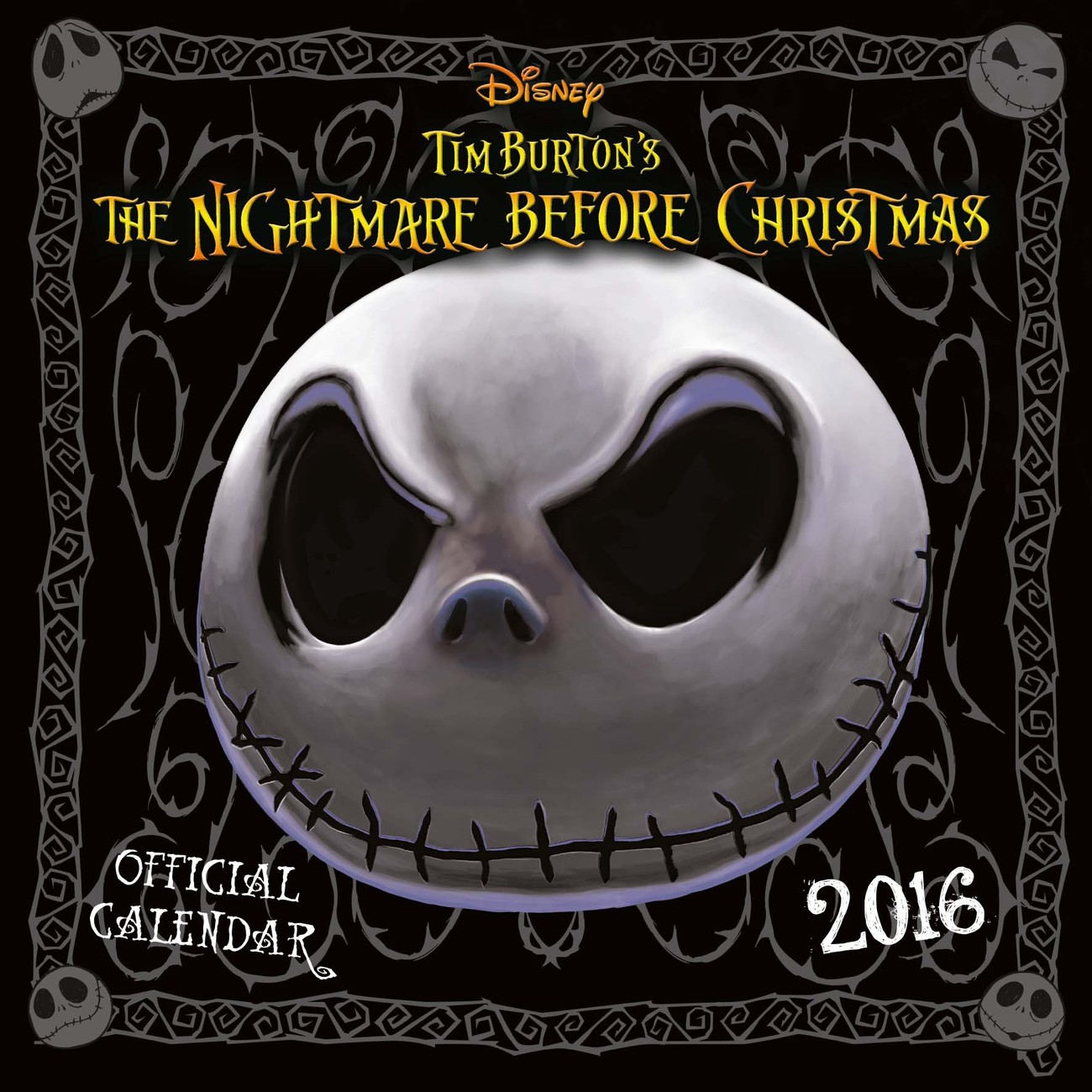The Nightmare Before Christmas - Calendars 2019 on UKposters ...