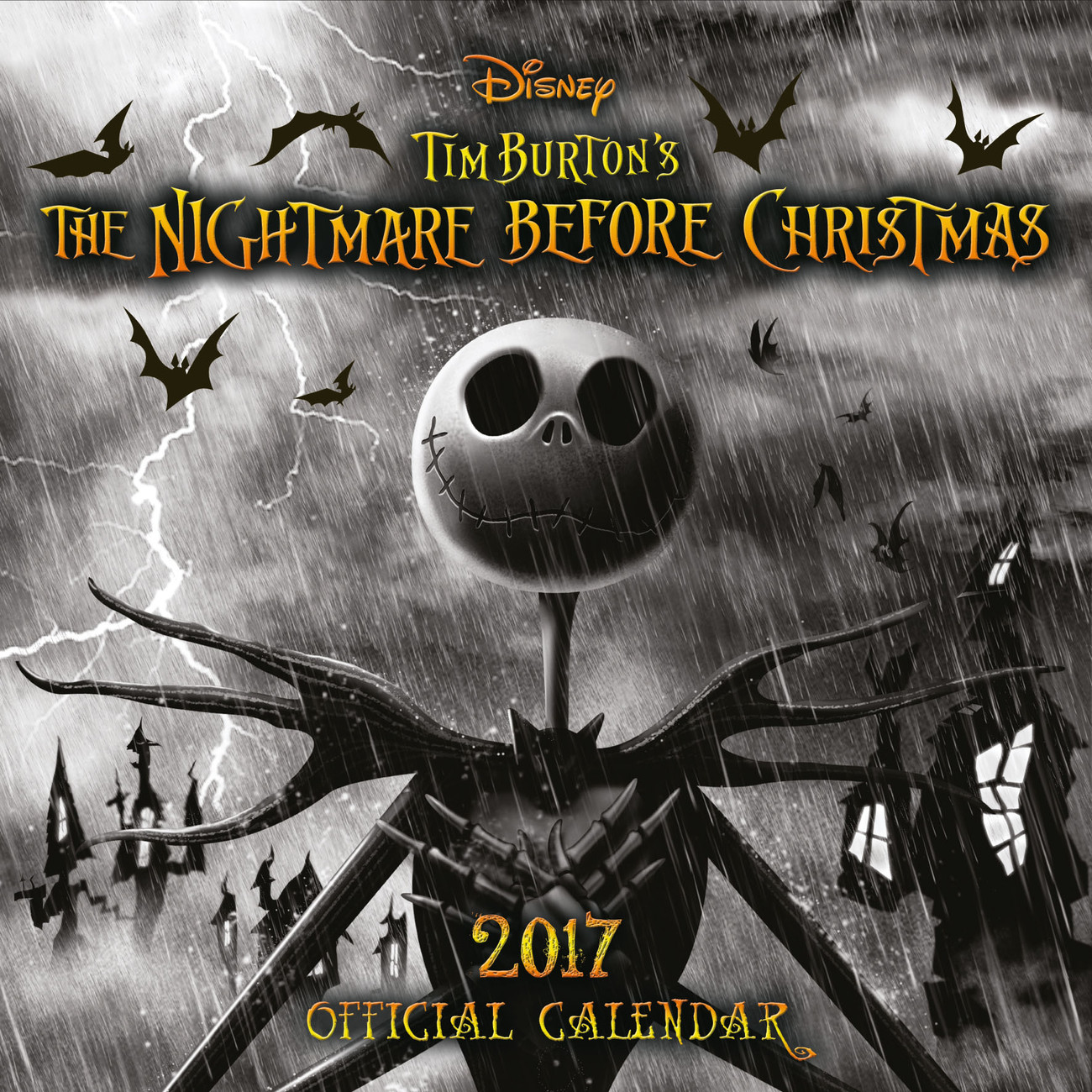 The Nightmare Before Christmas - Calendars 2018 on EuroPosters