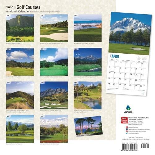 Calendario Golf 2020.Calendario 2020 Golf