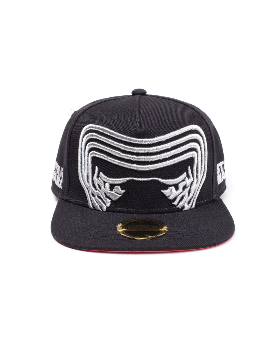 Star Wars The Last Jedi - Kylo Ren Inspired Mask Snapback - Cap on ... 831dea3fb6e