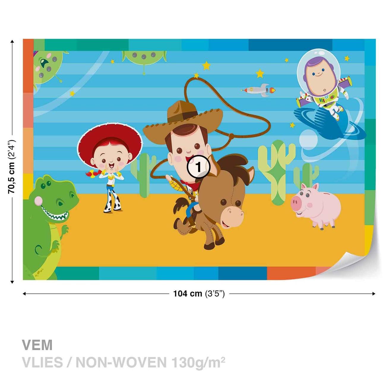 30d75d8bf Murais de parede Disney Baby Toy Story em Europosters.pt