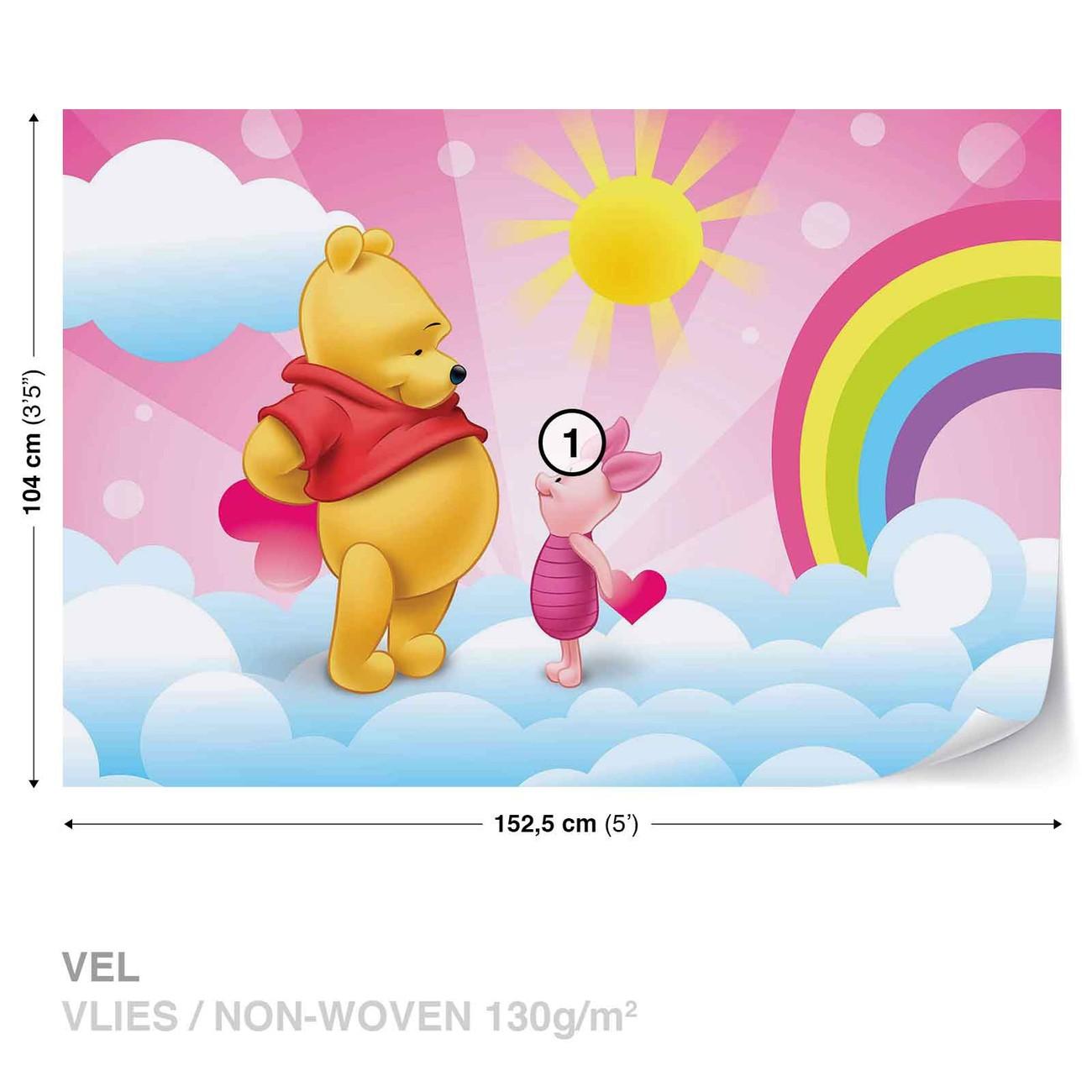278dec805 Murais de parede Disney Winnie Pooh em Europosters.pt