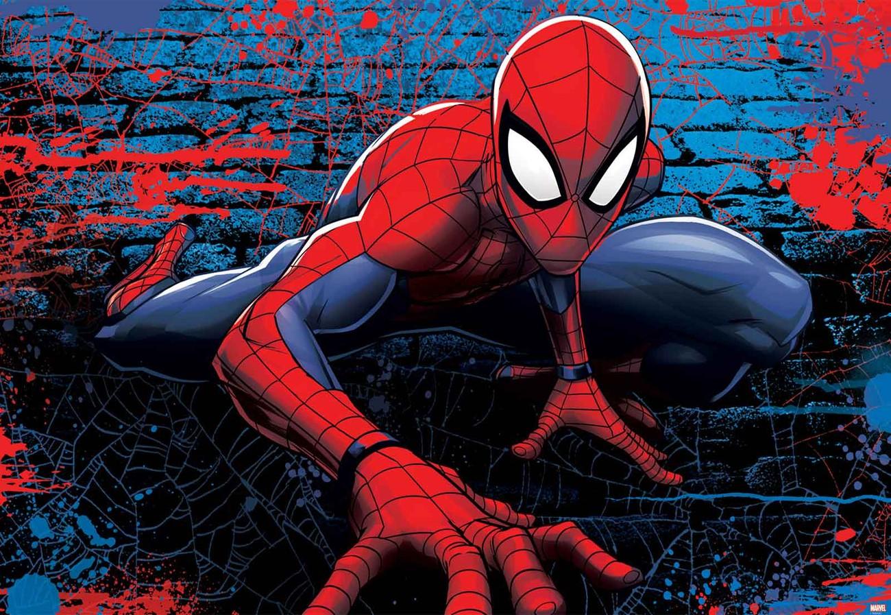 Murais de parede marvel spiderman 10587 em - Images spiderman ...