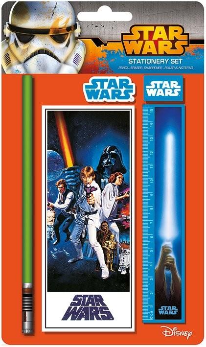 Star wars retro fournitures de bureau acheter le sur for Acheter fournitures de bureau