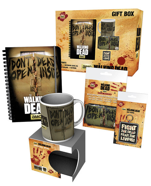 The walking dead fournitures de bureau acheter le sur for Les fournitures de bureau