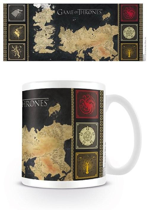 Game Of Thrones Kartta