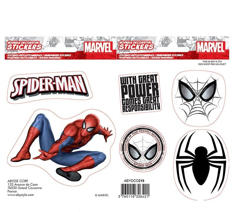 5fd15fb3 Marvel - Spiderman Gift set   Buy at EuroPosters