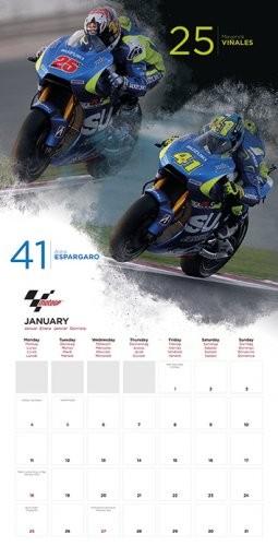 Motogp Calendar 2022.Motogp Wall Calendars 2022 Large Selection