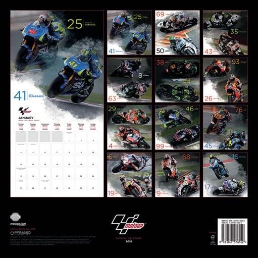 Calendrier 2022 Moto Gp MotoGP   Wall Calendars 2022 | Large selection