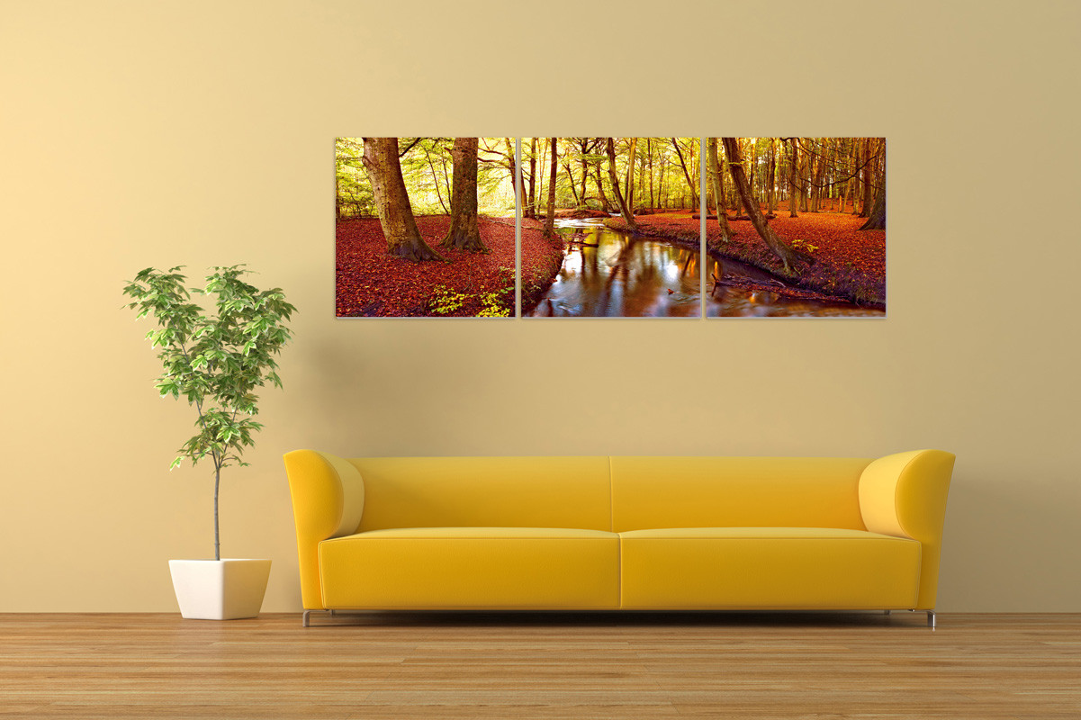 Beautiful Mounted Wall Art Composition - Wall Art Collections ...