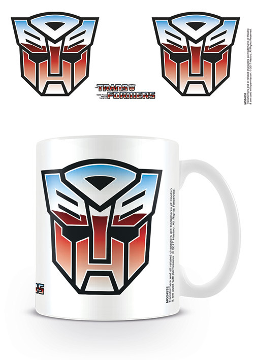 transformers g1 autobot symbol mug cup buy at ukposters