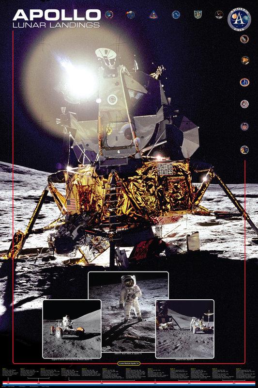 apollo lunar landings - photo #20