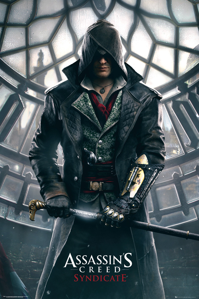 assassin s creed syndicate big ben poster sold at europosters