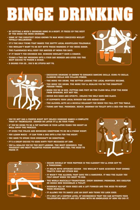 how to stop binge drinking uk