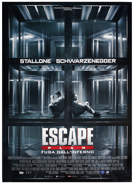 escape plan poster sold at ukposters