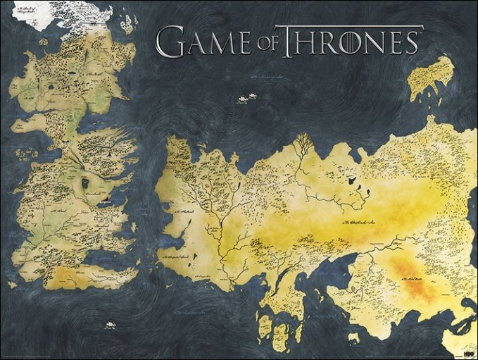 Game of Thrones - Map (metallic) Poster Game Of Thrones Map Poster on game.of thrones s3 poster, silicon valley map poster, red dead redemption map poster, dark souls map poster, walking dead map poster, grand theft auto v map poster, supernatural map poster, united states map poster, community map poster, life map poster, fallout new vegas map poster, gravity falls map poster, skyrim map poster, world of warcraft map poster, hobbit unexpected journey map poster,