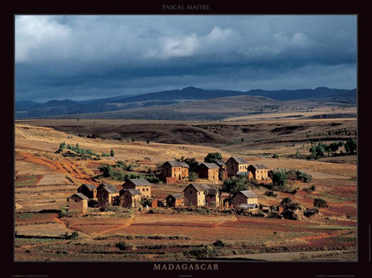 Madagascar Art Print | Buy at Abposters.com