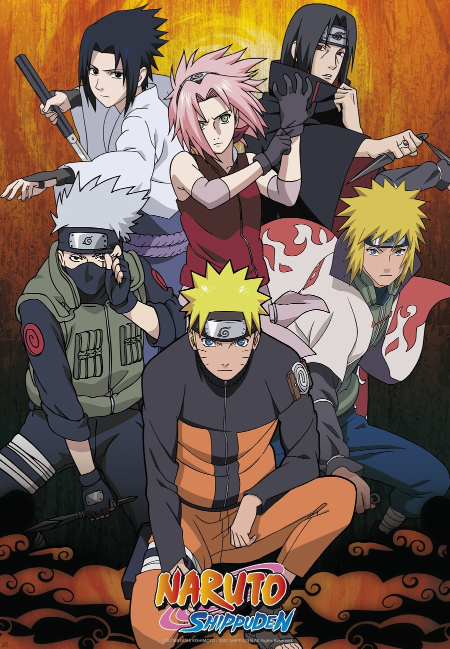 Naruto Shippuden Poster All Posters In One Place 3 1 Free
