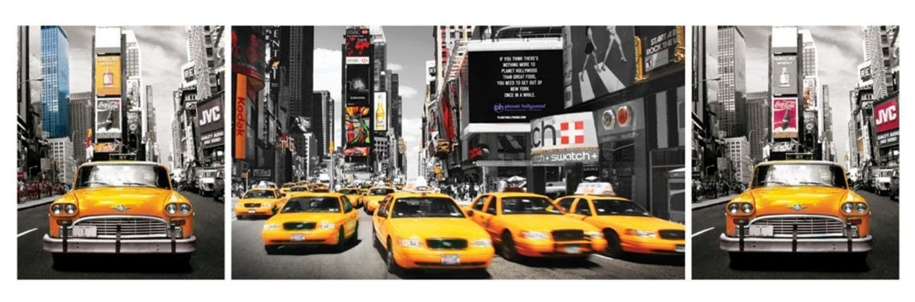 New York - taxi Poster : Sold at Europosters