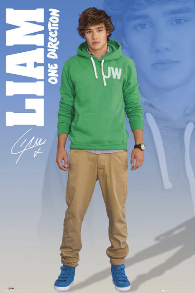 One Direction 2012 Posters One Direction - liam 2...
