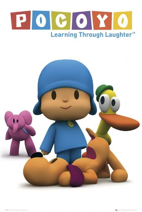 2  sc 1 st  EuroPosters & POCOYO - group Poster | Sold at Europosters