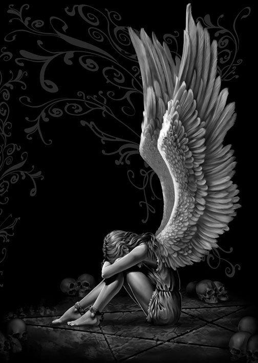 Spiral  Enslaved Angel Poster Sold At Abposterscom