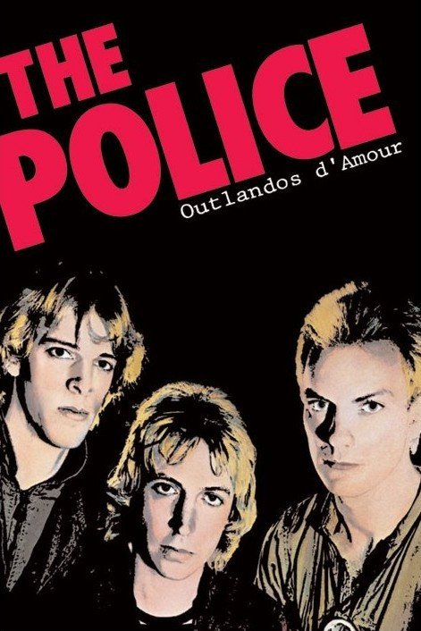 The Police Outlandos D Amour Poster Sold At Europosters