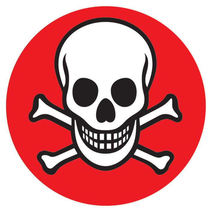 Skull Amp Crossbones Sticker Sold At Abposters Com