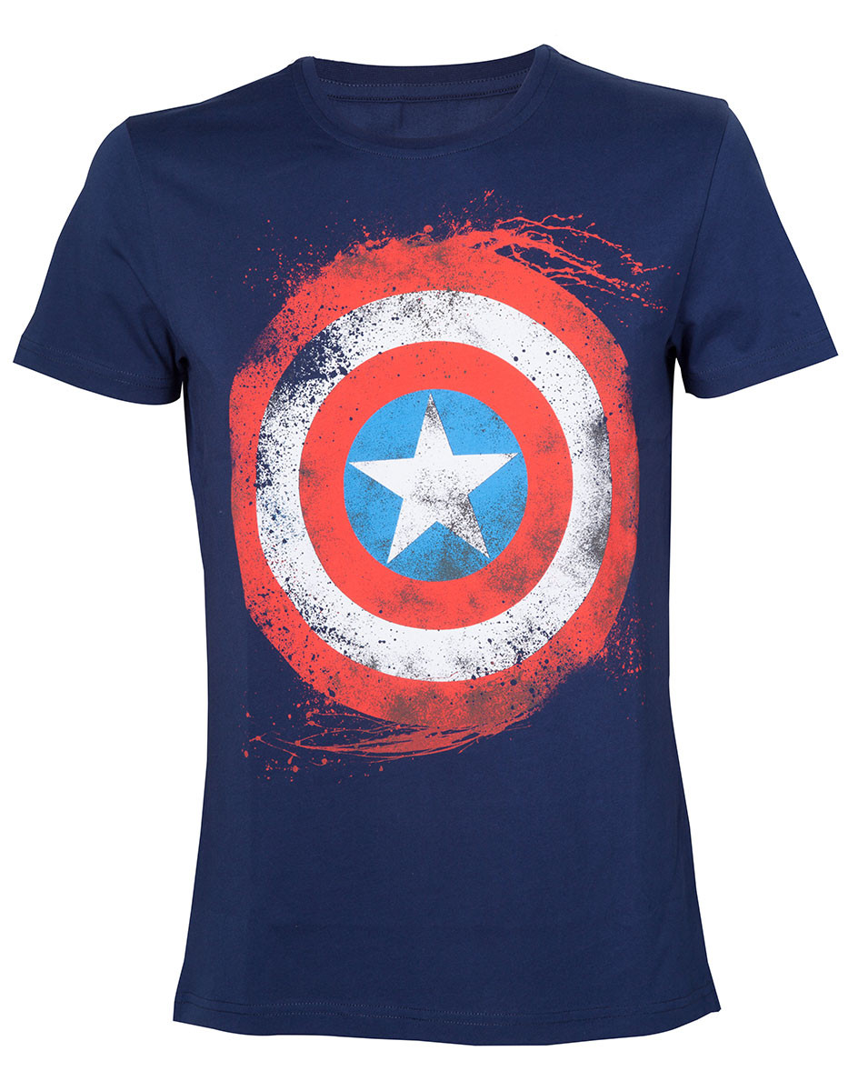 Marvel comics t shirts at europosters for Comic t shirts online