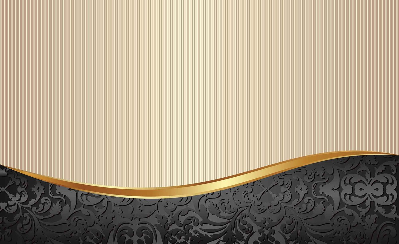 Abstract pattern vintage wall paper mural buy at for Classic mural wallpaper