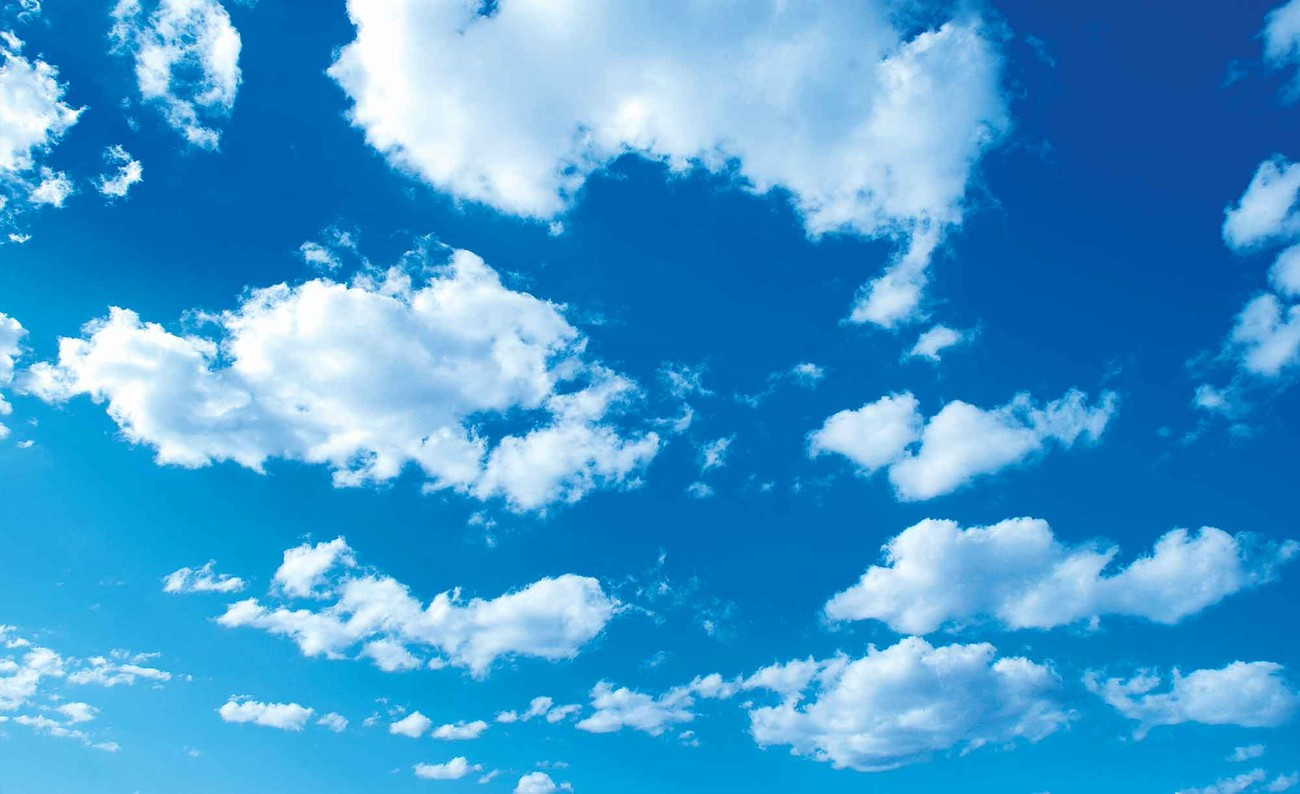 Clouds sky nature wall paper mural buy at europosters for Cloud wallpaper mural