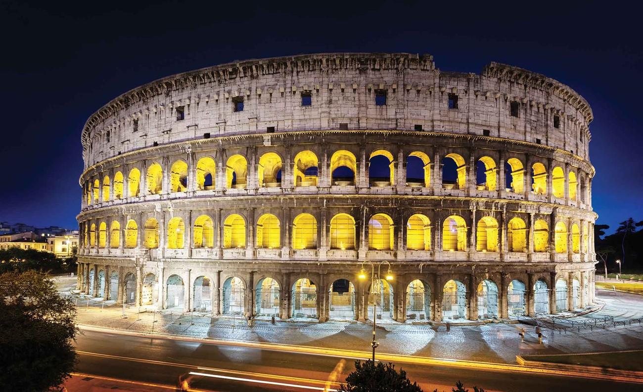 Cool Wallpaper Night Colosseum - m2-vlies-non-woven-i36723  Picture.jpg