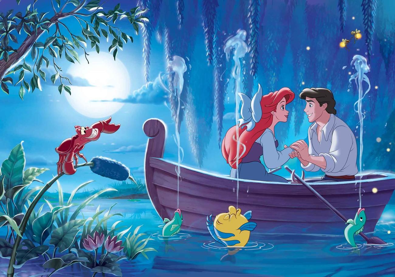 Disney Little Mermaid Wallpaper Mural