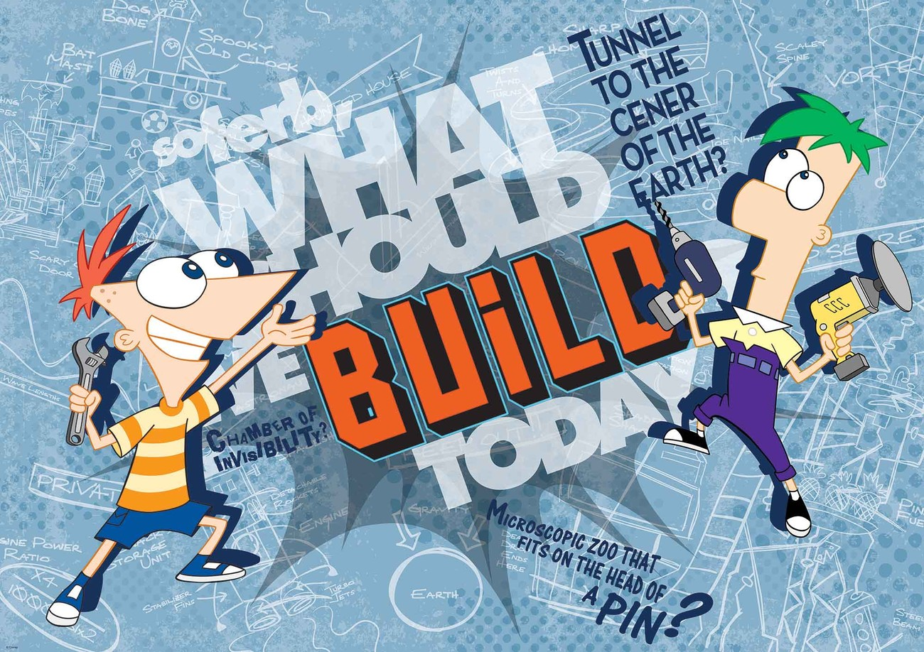 Phineas And Ferb Wallpaper | Wallpapers Area