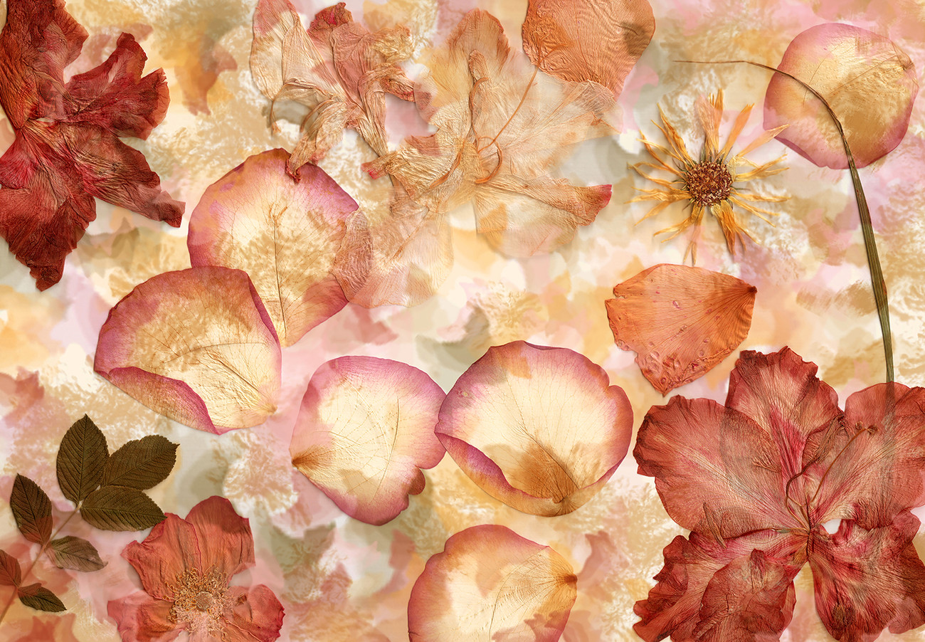 Flowers wall mural buy at europosters for Mural of flowers
