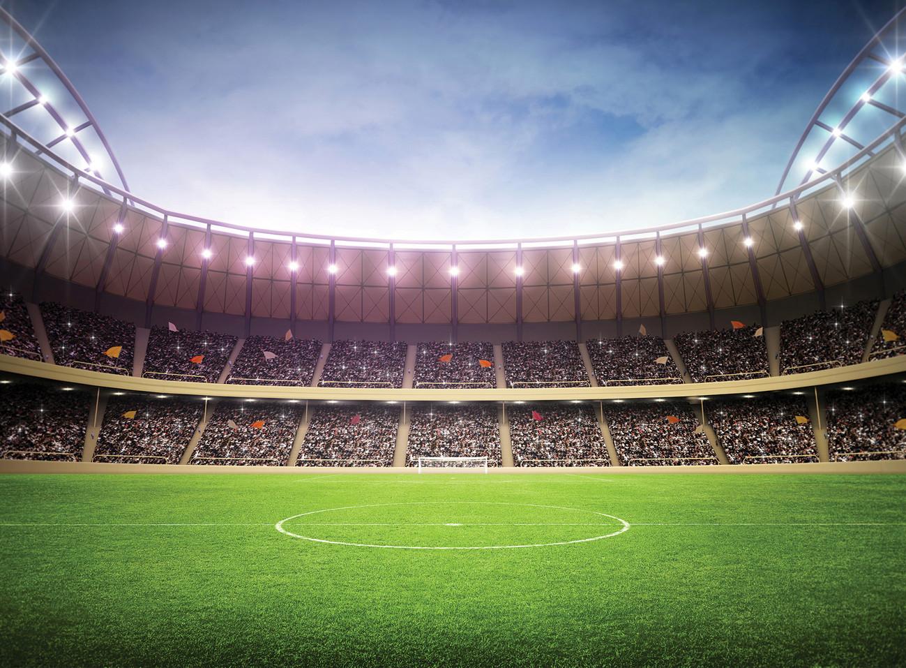 Football Stadium Wall Mural Buy at EuroPosters