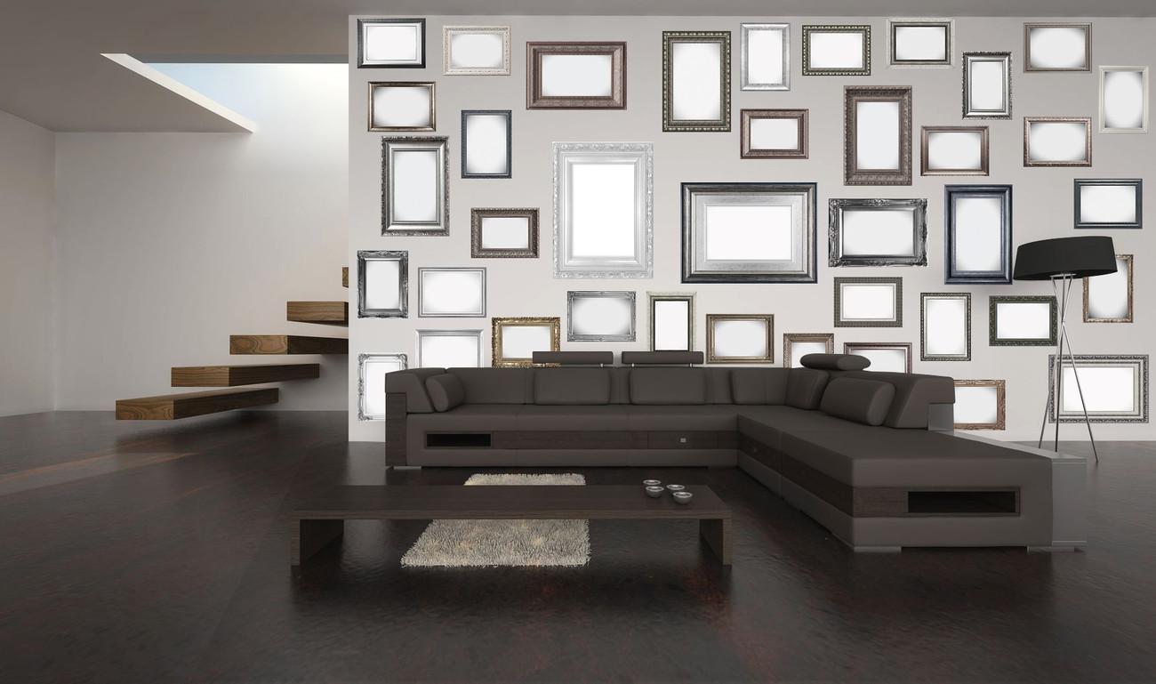 Frames Wallpaper Mural