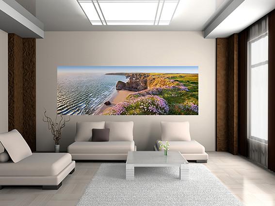 NORDIC COAST Wallpaper Mural