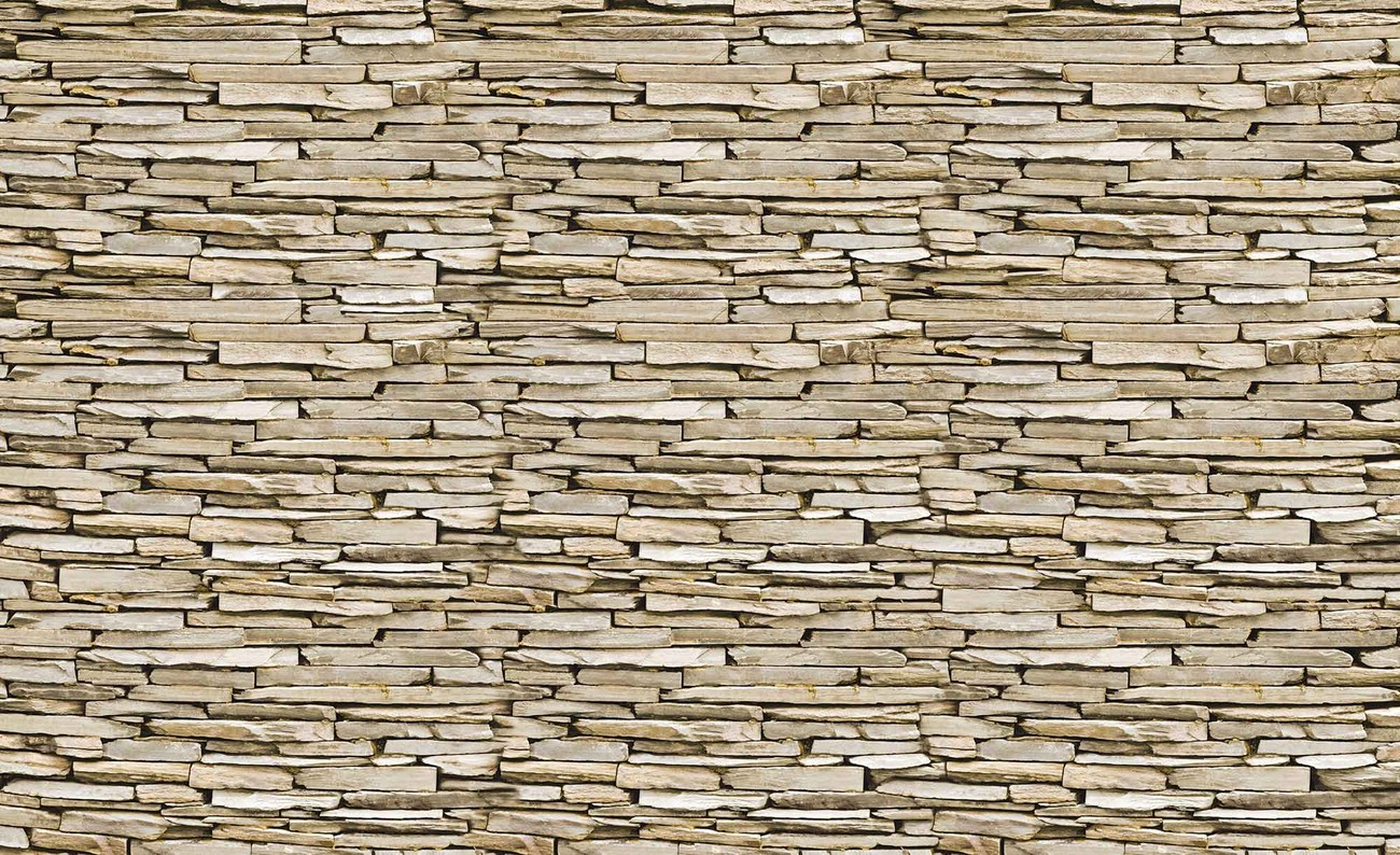 Paper Stone Walls : Stone wall paper mural buy at europosters