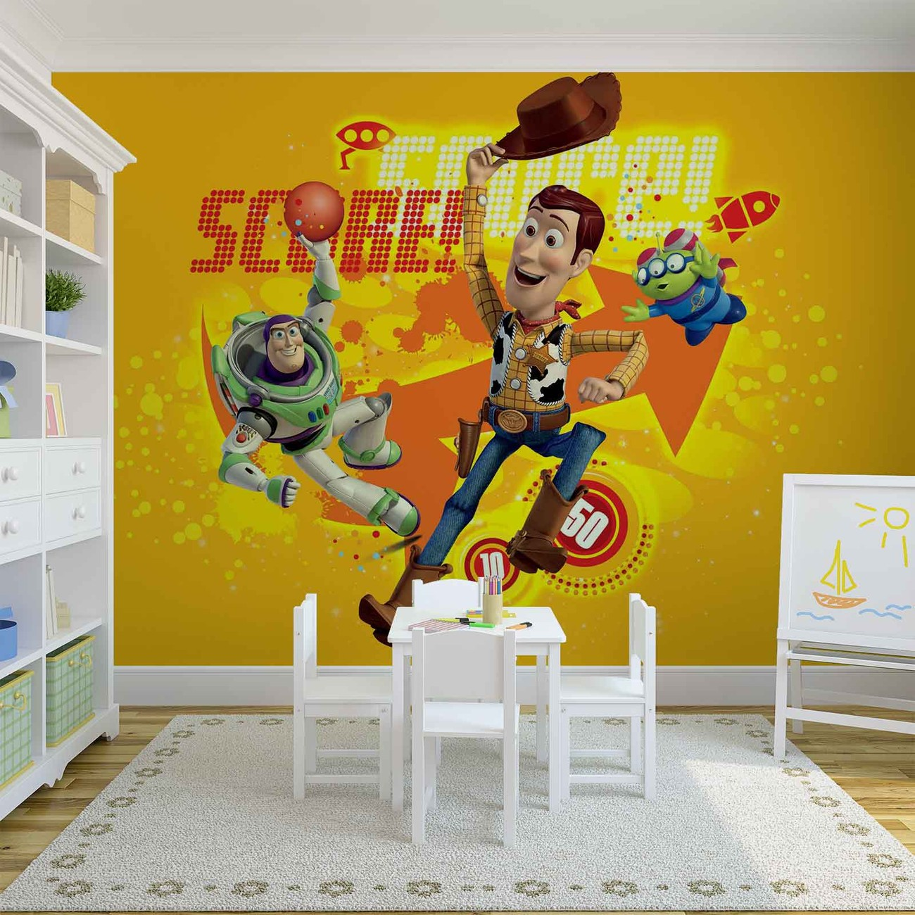 Magnificent Toy Story Wall Decor Component - The Wall Art ...