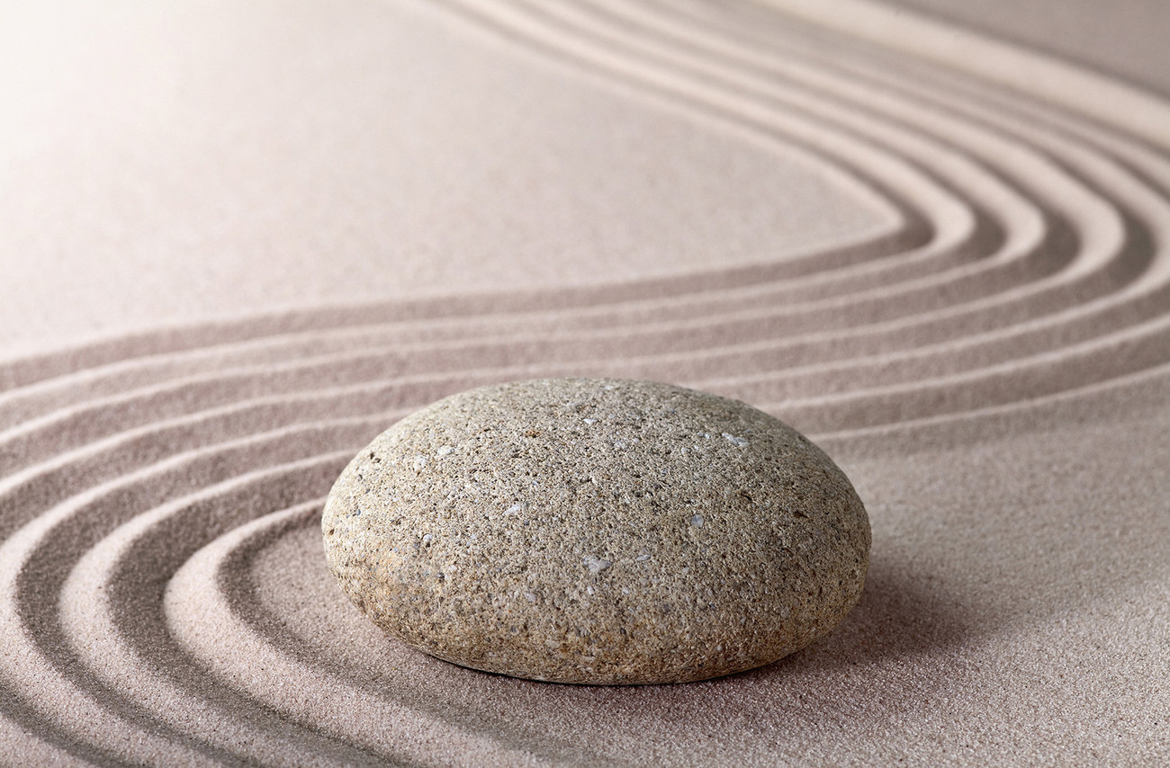 Wall Mural Posters Zen Stone Wall Mural Buy At Europosters