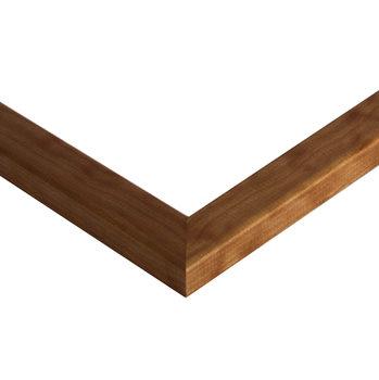 Frame - Poster 61x91,5cm Walnut - Pine