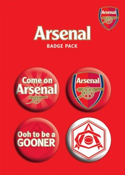 ARSENAL Badge Pack