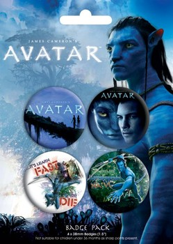 AVATAR Badge Pack