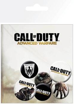 Call of Duty Advanced Warfare - Mix Badge Pack