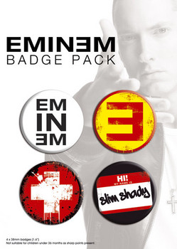 EMINEM Badge